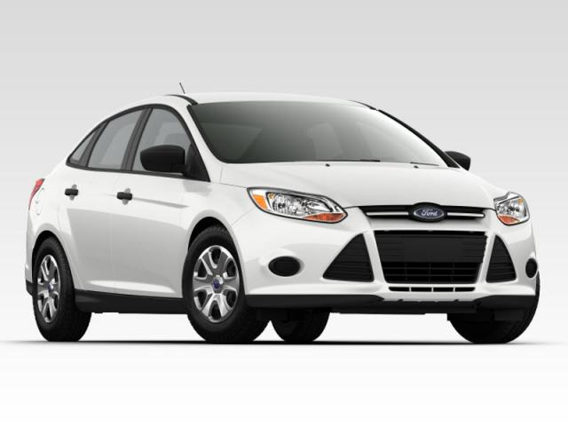 Junk 2013 Ford Focus in Palm Coast