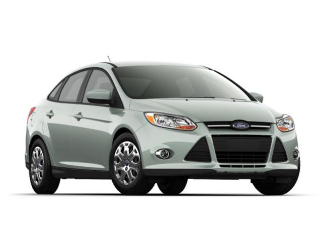 Junk 2013 Ford Focus in Woodland Hills