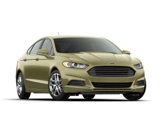 Junk 2013 Ford Fusion in Atlanta