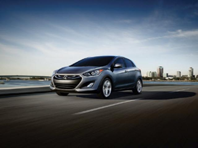 Junk 2013 Hyundai Elantra GT in Fountain