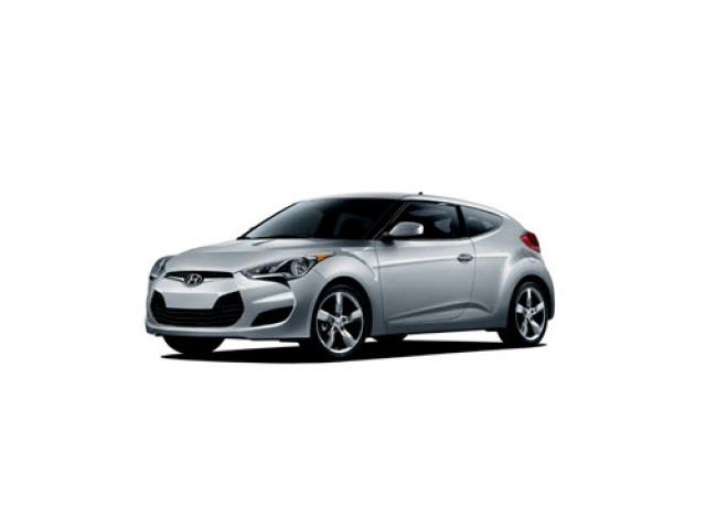 Junk 2013 Hyundai Veloster in Houston