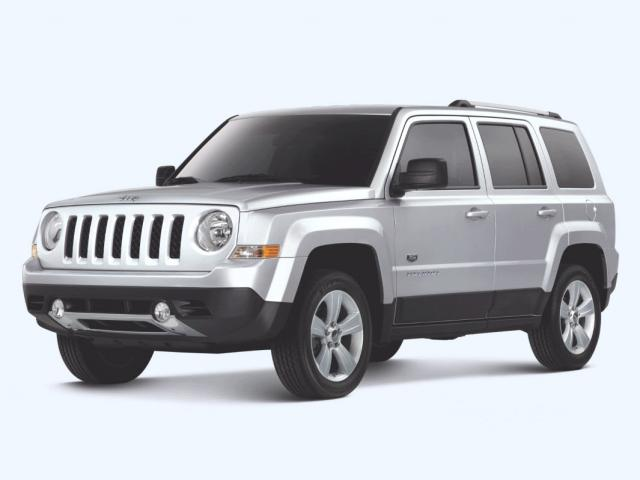 Junk 2013 Jeep Patriot in Conroe