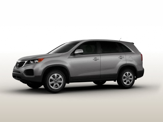 Junk 2013 Kia Sorento in Houston