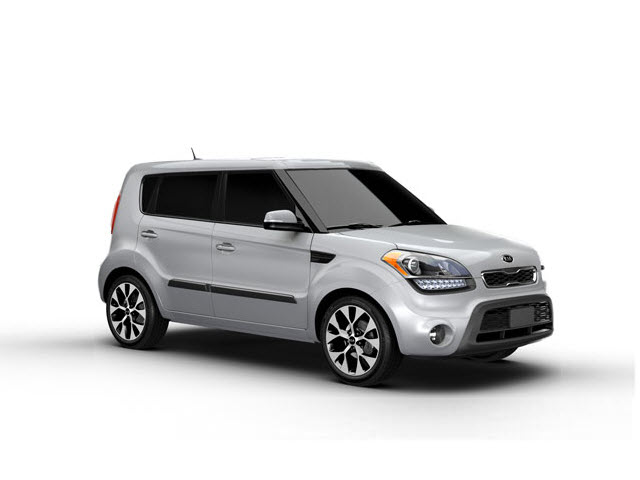 Junk 2013 Kia Soul in Los Angeles