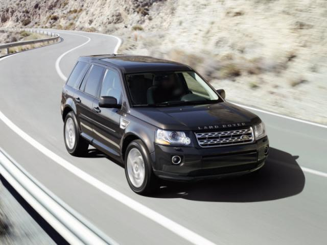 Junk 2013 Land Rover LR2 in Bluffton