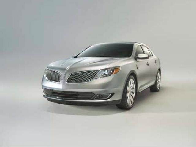 Junk 2013 Lincoln MKS in Darby