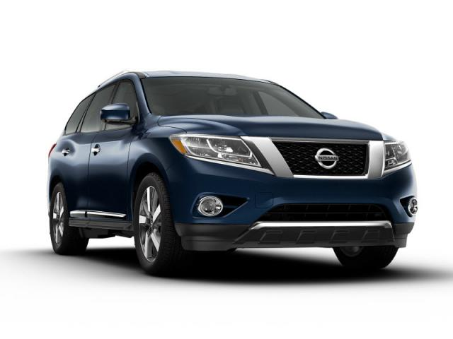 Junk 2013 Nissan Pathfinder in Virginia Beach