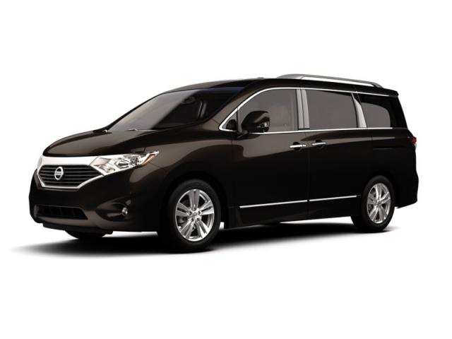 Junk 2013 Nissan Quest in China Grove