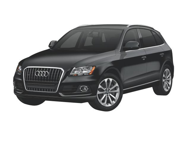 Junk 2014 Audi Q5 in Houston