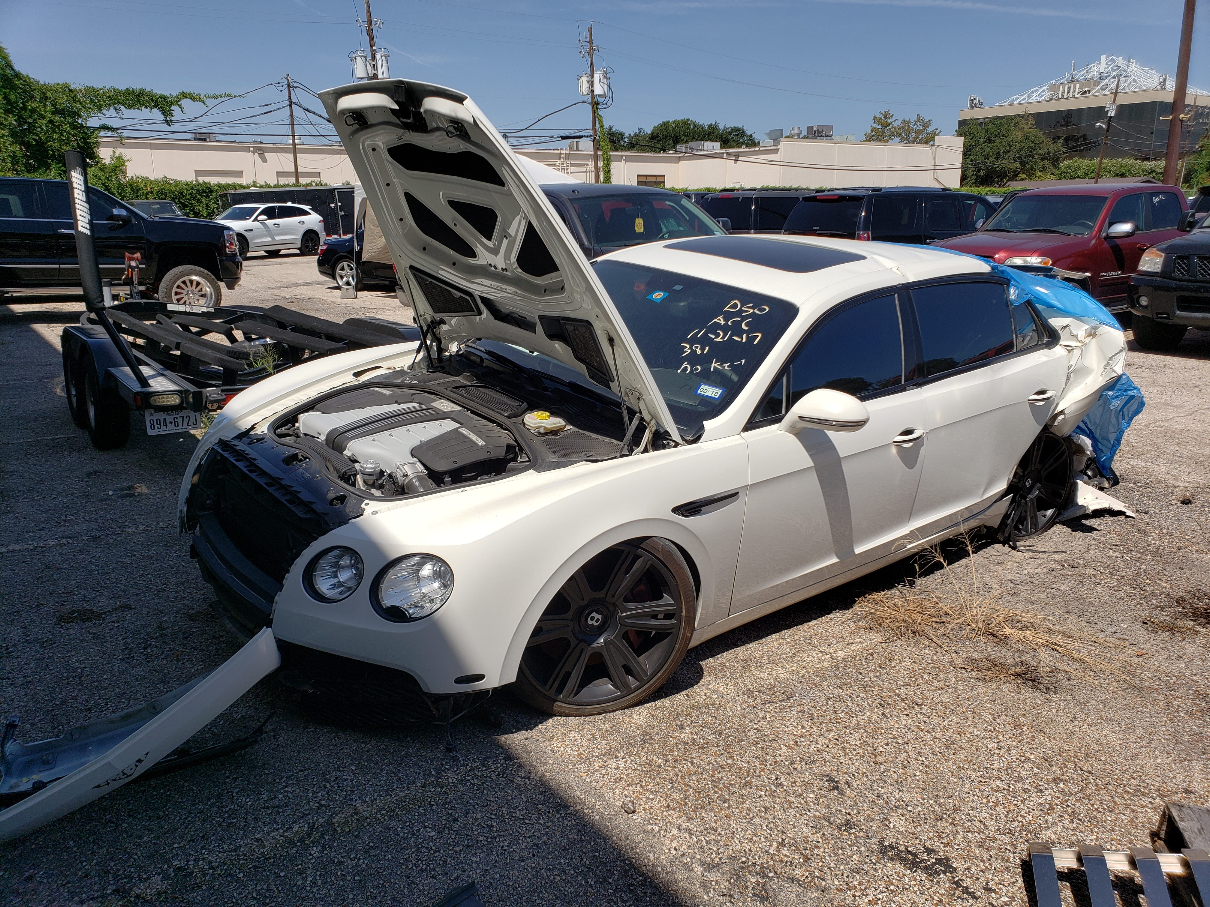 Junk 2014 Bentley Flying Spur in Addison