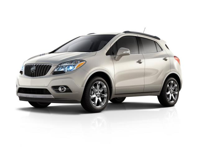 Junk 2014 Buick Encore in Lorain