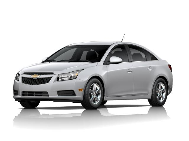 Junk 2014 Chevrolet Cruze in Chicago