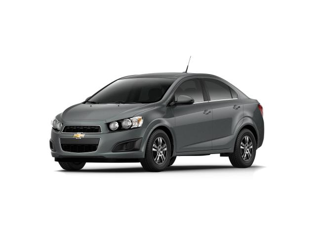 Junk 2014 Chevrolet Sonic in Metairie