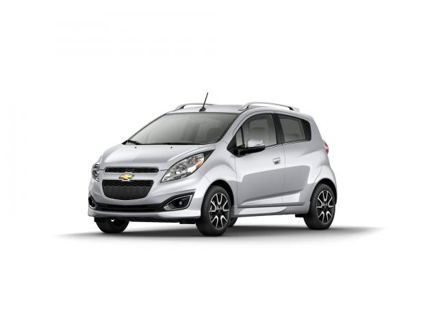 Junk 2014 Chevrolet Spark in Murrieta