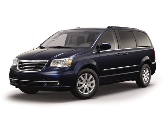 Junk 2014 Chrysler Town & Country in Frisco