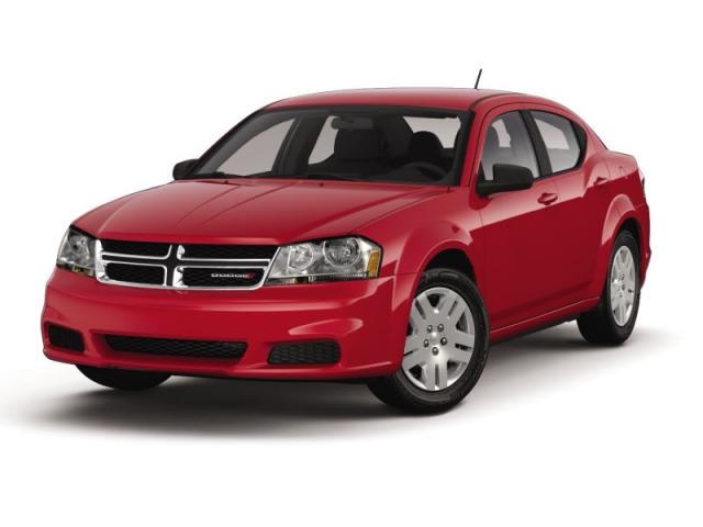 Junk 2014 Dodge Avenger in Baltimore