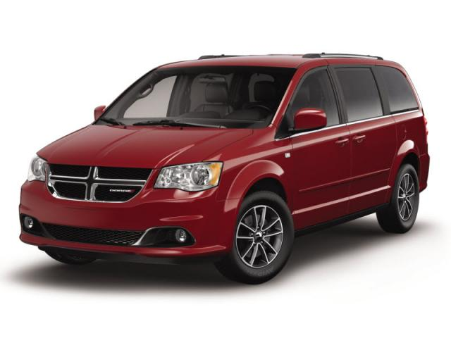 Junk 2014 Dodge Grand Caravan in Downers Grove