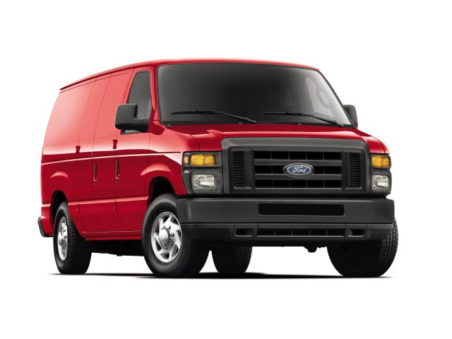 Junk 2014 Ford Econoline in Halethorpe