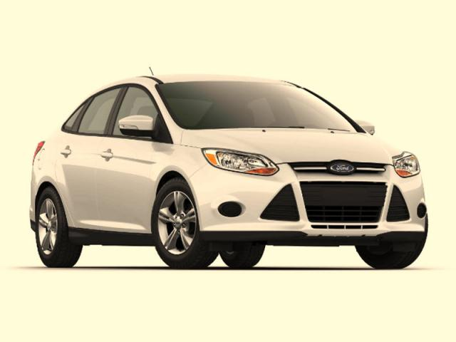 Junk 2014 Ford Focus in Killeen