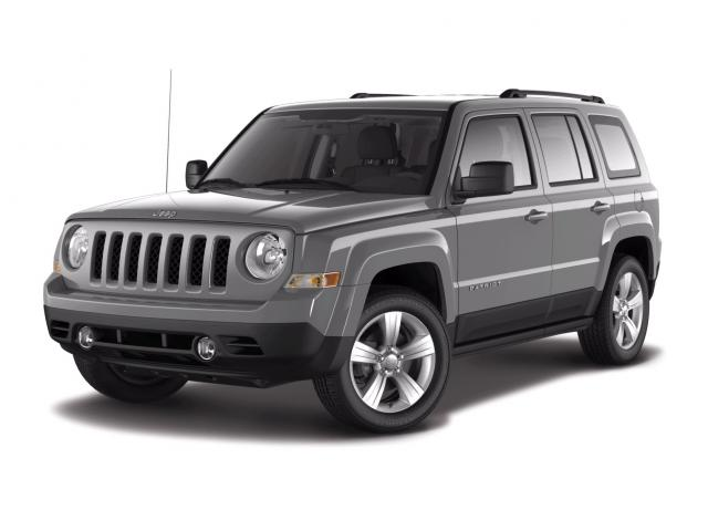 Junk 2014 Jeep Patriot in Charlotte
