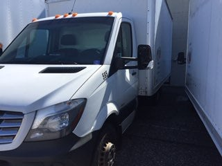 Junk 2014 Mercedes-Benz Sprinter in Saint Paul
