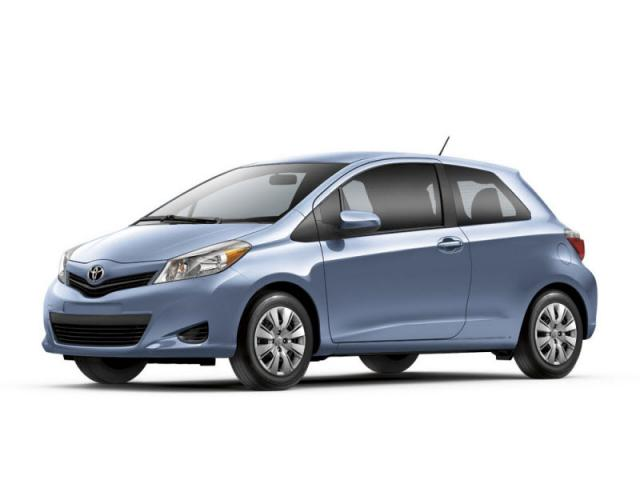 Junk 2014 Toyota Yaris in Cupertino