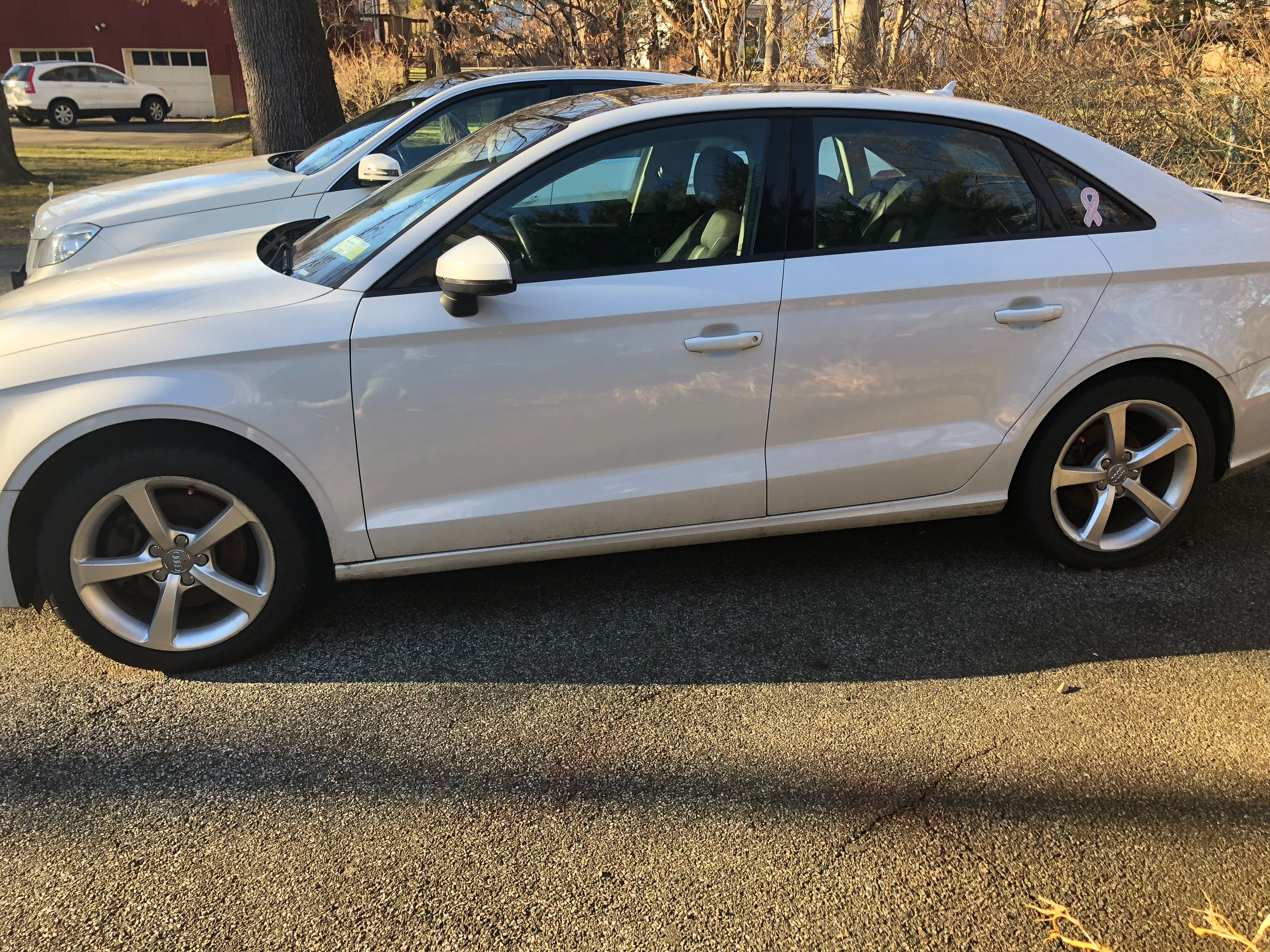 Junk 2015 Audi S3 in Spring Valley