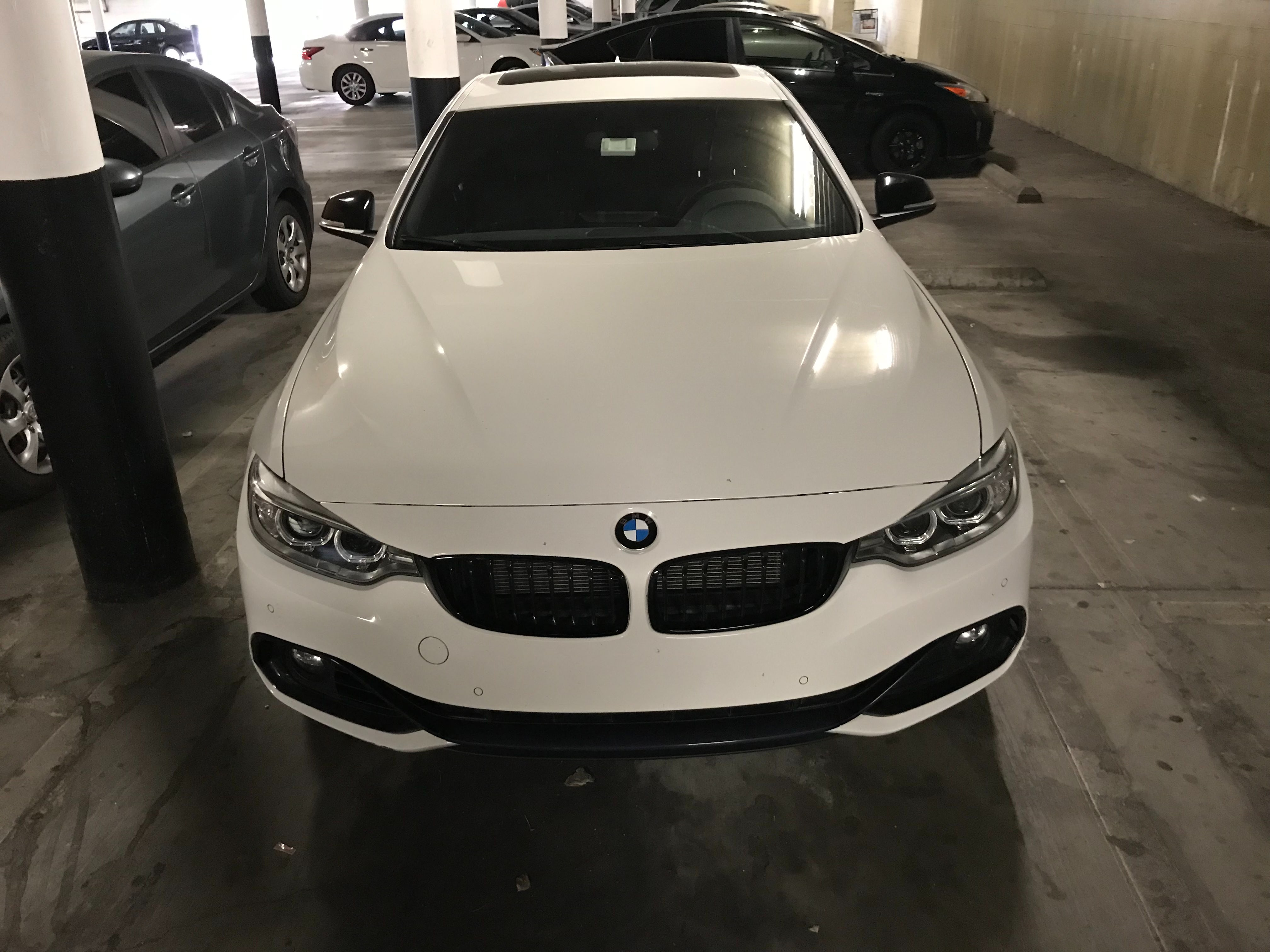 Junk 2015 BMW 428 in Tracy