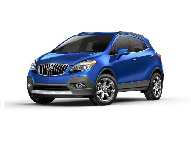Junk 2015 Buick Encore in Debary