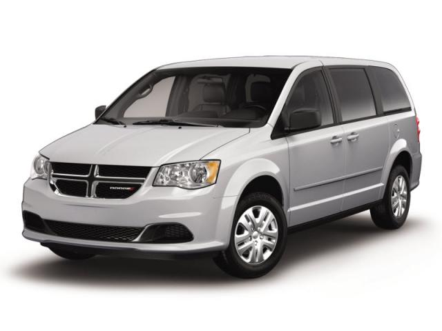 Junk 2015 Dodge Grand Caravan in Columbia