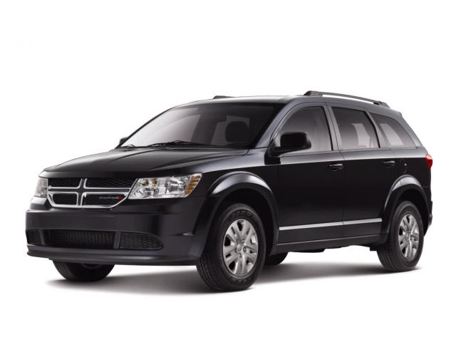 Junk 2015 Dodge Journey in Osseo
