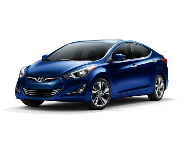 Junk 2015 Hyundai Elantra in Bonney Lake