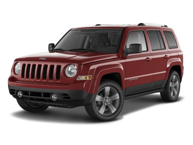 Junk 2015 Jeep Patriot in West Bloomfield