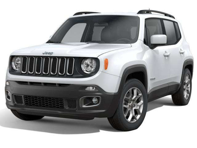 Junk 2015 Jeep Renegade in Chicago