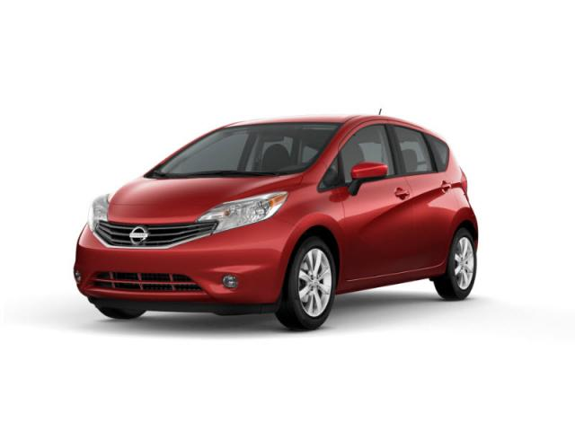 Junk 2015 Nissan Versa Note in Logansport