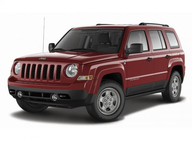 Junk 2016 Jeep Patriot in Sevierville